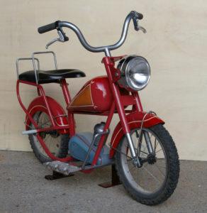 Moto de manège