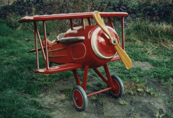 Avion manège